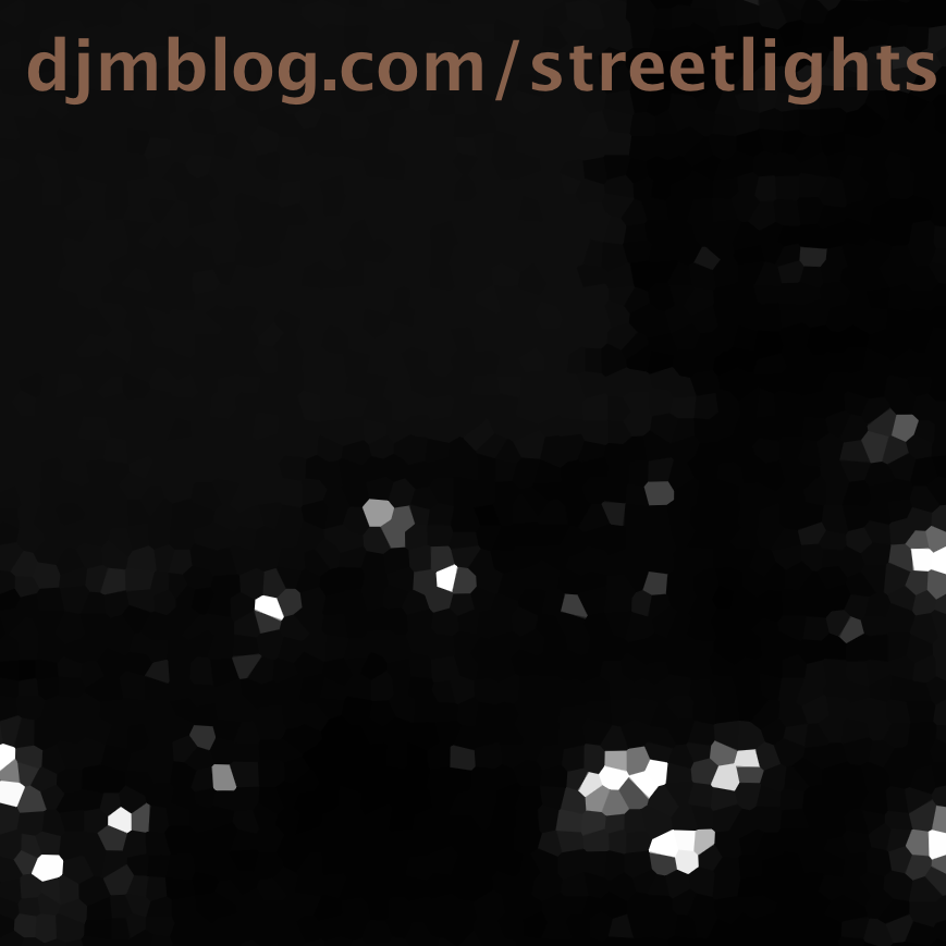 streetlights theme from djmblog